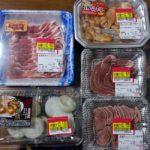 たまにはこんな豪華食材もええでしょ♪A5ランク米沢牛ロース焼肉と北海道黒豚肩ロースしゃぶしゃぶ