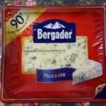 イオン直輸入300円ドイツ産ブルーチーズとセイコマ直輸入480円イタリア産スパークリングは最強コンビ!