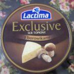 業務スーパーでお買い得直輸入品を発見シリーズ「ポルチーニ入り クリーミーチーズ」ポーランド産