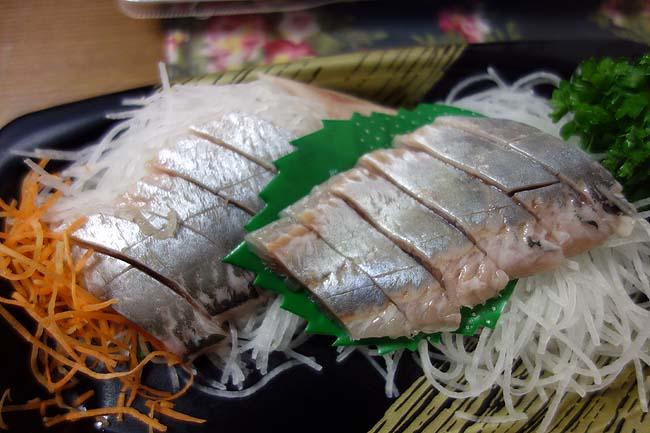 ぼたん海老・にしんの刺身に北寄貝♪北海道ならではの食材で半額以下合計500円の手巻き寿司