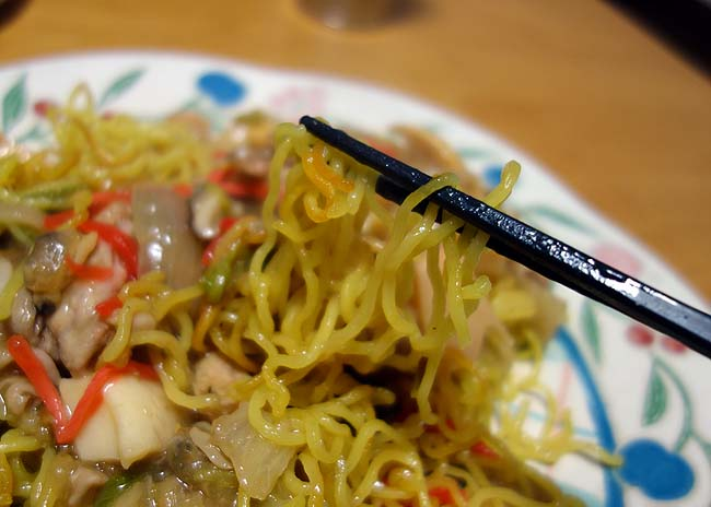 中華では一番の大好物と言っても過言ではない!あんかけ焼きそばを自作してみた♪