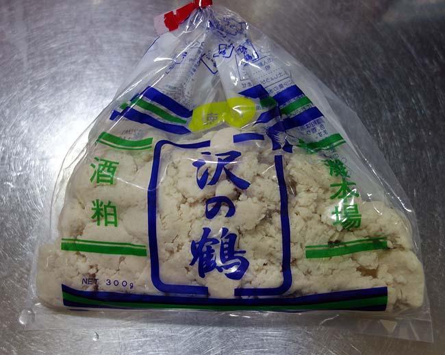 関西人が知ってて北海道民が知らない料理・・・「かす汁」で今日はあったまろん♪
