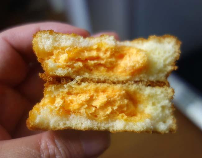 サッポロファクトリーに飯食いに行って来た~ロッテ北海道メロン「カスタードケーキ」