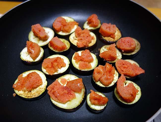 これほど簡単なイタリアンっぽい料理はない!屋台でもできるナス明太チーズ