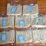 送料込み8袋1000円の長崎ちゃんぽん麺を買って大盛りチャンポンを作ってみた