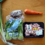 業務スーパー「豆鼓醤」と「豆板醤」を使って四川風激辛豚烏賊チンゲン菜味噌炒め
