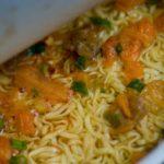 低所得者ほど食材に頼っているのが「カップ麺」・・・その食生活改善しませんか?