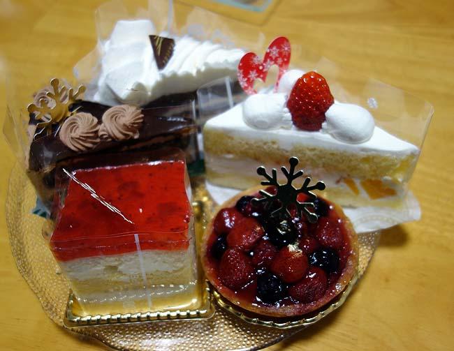 生活破綻どん底のイブ~ケーキも「不二家」株主優待使ってのタダ食いとなる