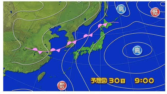 誰や!北海道には梅雨がないって言った奴は!!かれこれ2週間は1日晴れって日がない・・・