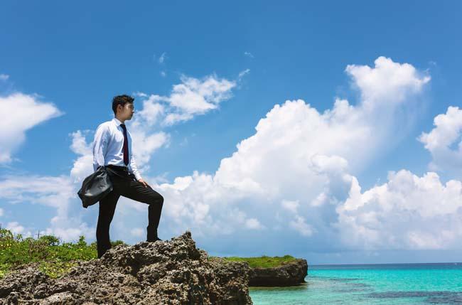 サラリーマンをやめてセミリタイアする人間は起業家で成功する資質あり?