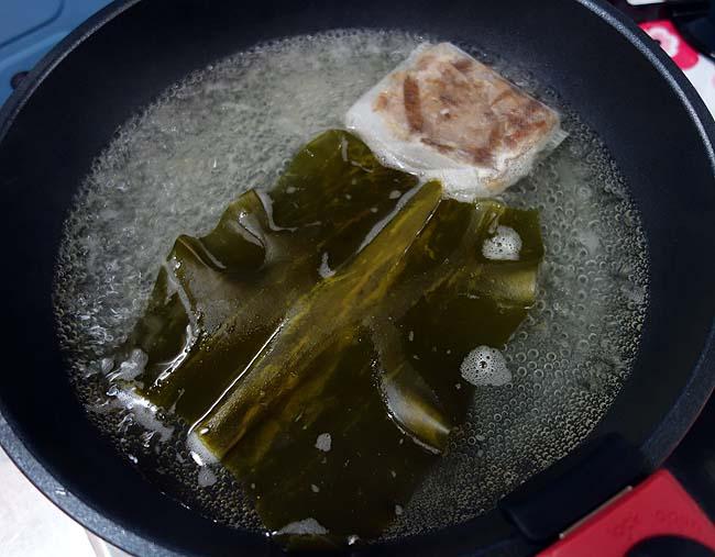 高級魚「きんき」が4尾でなんと184円!!関西風のあっさり煮付けにしてみますか