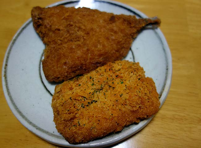 スーパー半額弁当といつものオリジナル特製日本式カレー~小ネタ集24弾