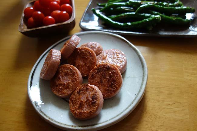 夏野菜の消費と相方作成トマトソースパスタ私との違いは?小ネタ集