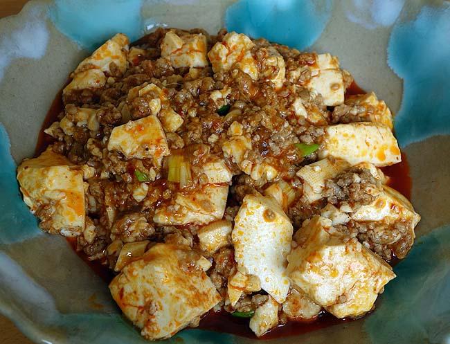 市販の麻婆豆腐の素を全く使わないで作る本格簡単麻婆豆腐を作ってみせる!