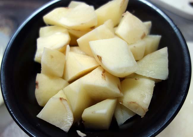日本酒に合うポテサラが作りたい!明太チーズポテトサラダに今回挑戦してみます