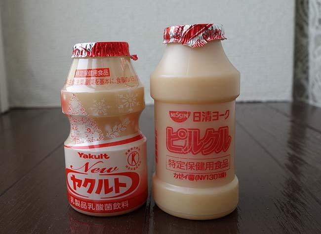 北海道の乳酸飲料と言えばサツラク「ハミン」♪ヤクルトとはどう違うのか?