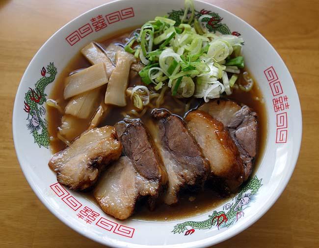 道東で以前食べて美味しかった弟子屈らーめん(魚介しぼり醤油)をお土産に買ってみた