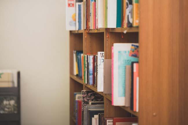 セミリタイア後にやろうと思っていたことは「図書館通い」しかし1度も利用してないな・・・