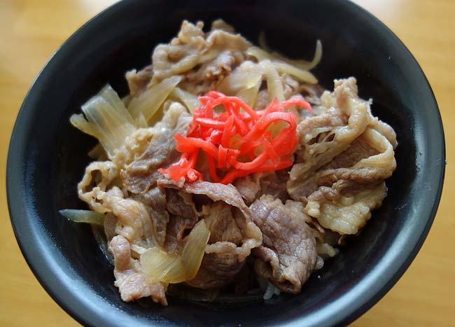 以前やって失敗した「吉野家風牛丼」に再び挑戦してみます♪うまくいくか?