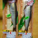 北海道ではまずお目にかかれない[鮎]やっぱグリルで「あゆ塩焼き」[愛知県産]