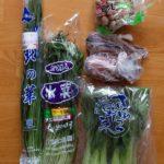 冷蔵庫の野菜余り物はこうして消費「イカと5種野菜の中華味噌炒め」