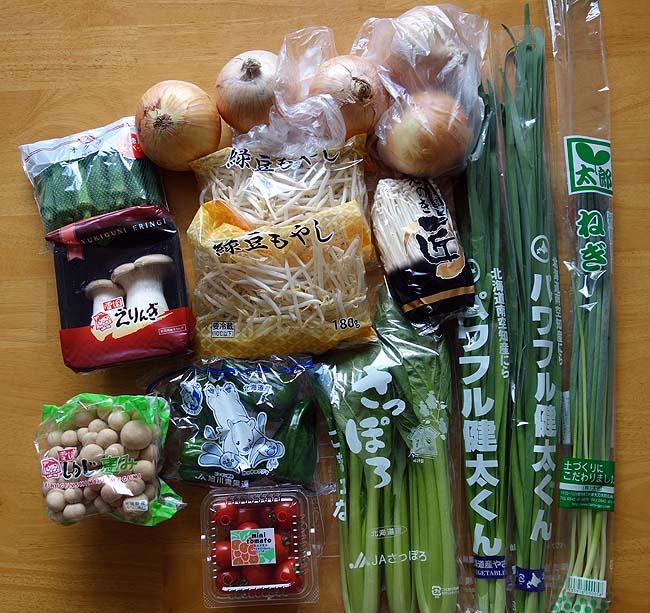 月食費2人3万円生活(その6)20日はイオンお客様感謝デーで5%オフ♪のまとめ買い