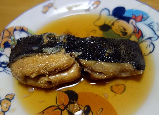 北海道冬の魚煮付け定番と言えば「棒ダラ」!子持ちカレイと一緒に煮付けてみた