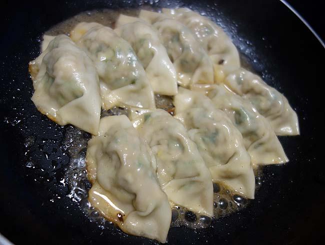 いつも辛い辛いって言われてた「餃子」作り・・・とことん味を抑えて今回作ってみた