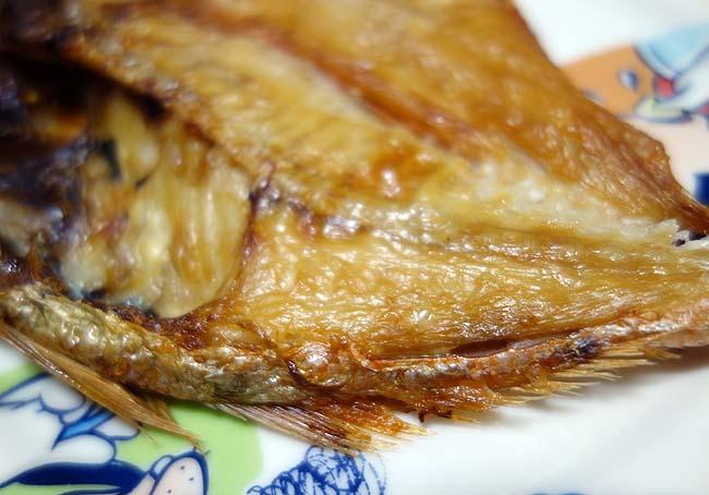 高級魚金目鯛の開きが半額で2尾248円!その身の旨味はどうでしょうか?