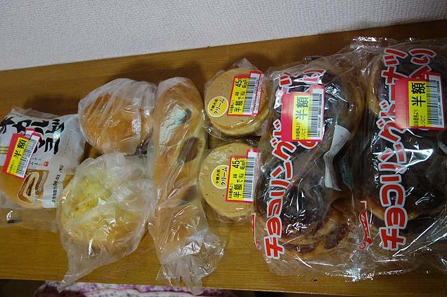 ナポリタン・鰊味醂干し・鶏ムネ炒め・焼き茄子・枝豆などの小ネタ集
