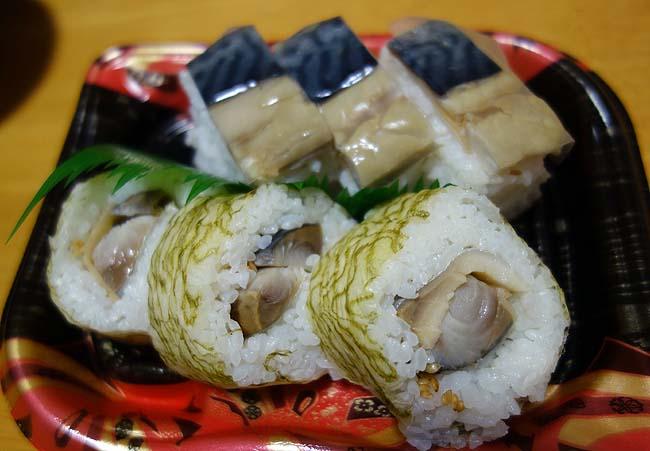 半額鯖寿司・手抜きらーめん・夜久野かけそば・鶏チャーシュー丼の小ネタ集