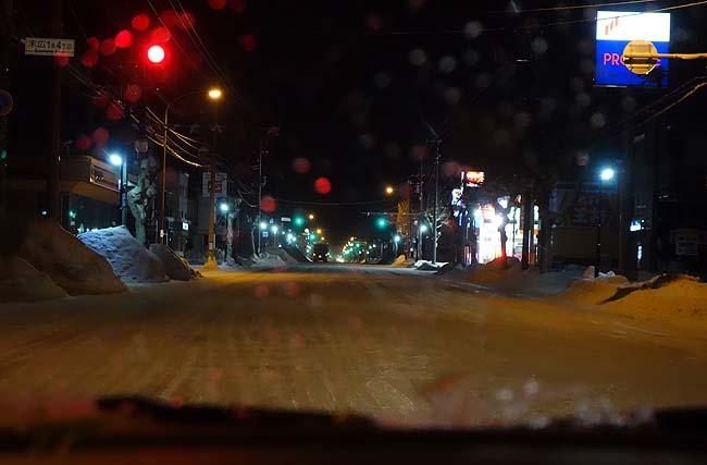 旭川の最低気温はついに-29.5度!!!この雪に閉ざされた閉塞世界を早く抜け出したい