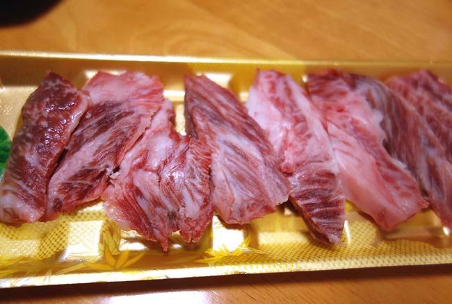 半額A5ランク松阪牛をささやかながらに使った貧乏月1回焼肉