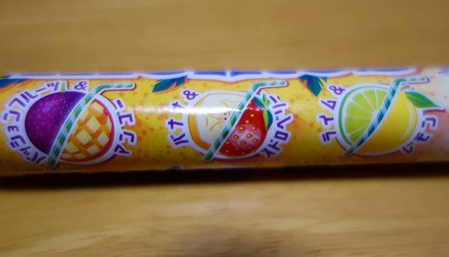 ポテチ帆立醤油・クリームコロン大人レモン・懐かしのチューチュー8本30円・ガリガリ君スポーツドリンク味・ルックチョコレート大人のこだわり