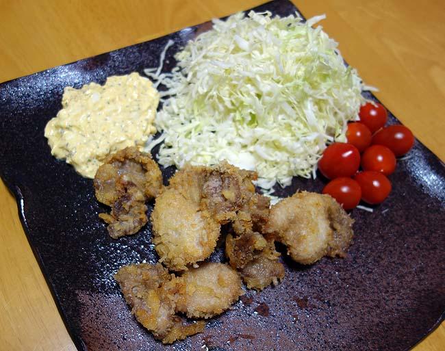 チキン南蛮のアレンジ版♪豚の生姜焼き用肉を使った手作りタルタル「ポーク南蛮」