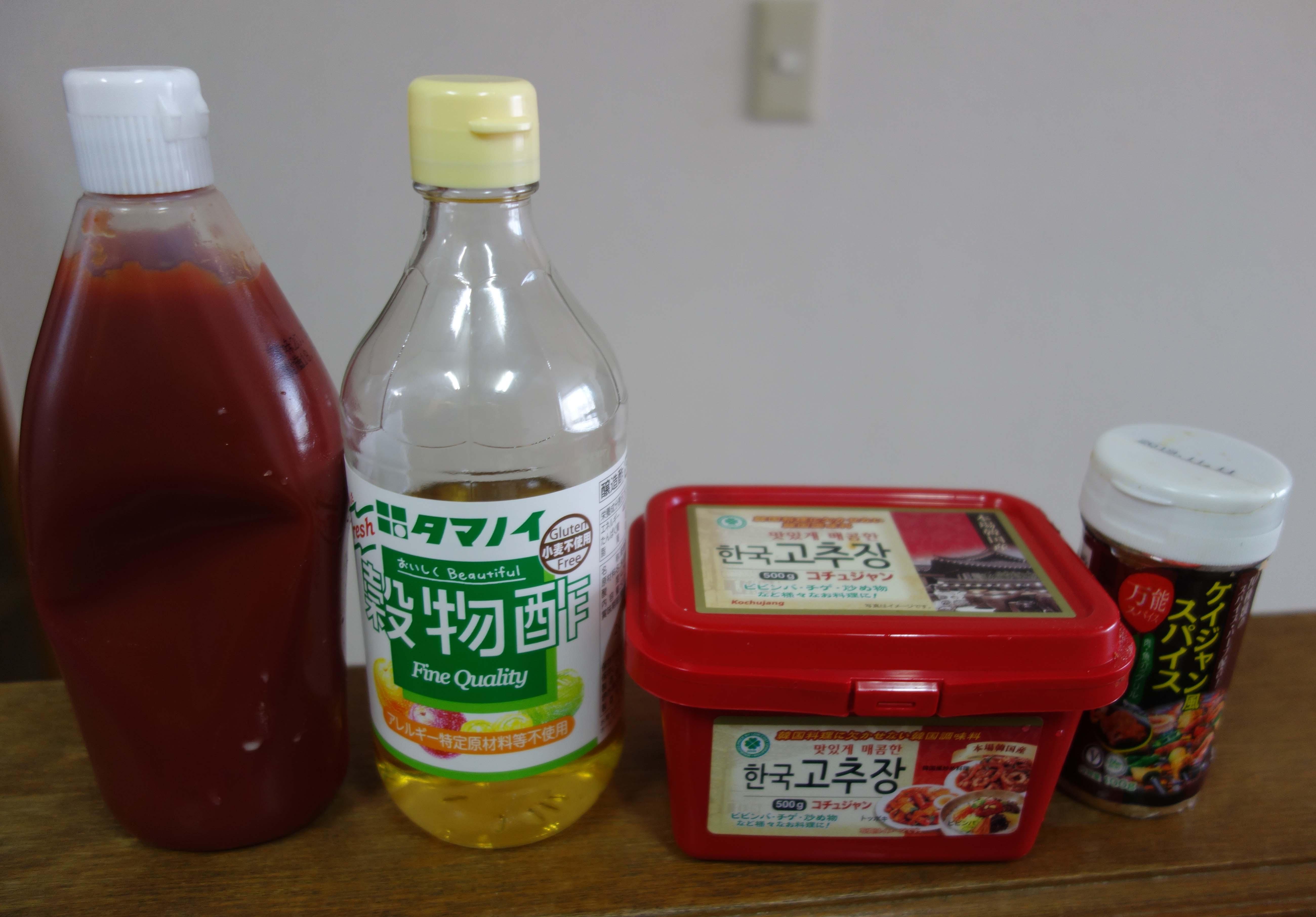 韓国ソウル旅行で培った舌をもとに「タッカンジョン」(韓国甘辛鶏唐揚げ)を作る