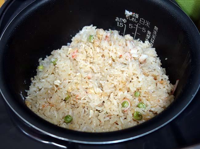 95円のたこ頭を使って炊飯器でお手軽簡単♪明石の「たこめし」
