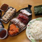 【50歳無職】北海道では大晦日にお正月を祝います♪毎年恒例の手巻き寿司と年越しそばで2020年を迎えました